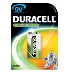 Duracell Rechargeable 9v 1 Pack